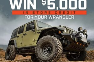Extreme Terrain $5,000 Giveaway