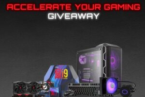 PNY Accelerate Your Gaming Giveaway