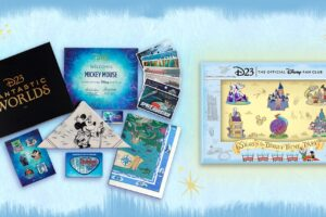 Disney D23 Magical Summer Sweepstakes