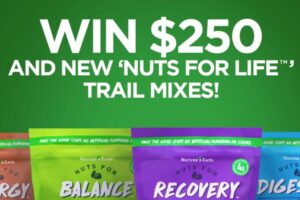Farm Star Living Go Nuts For Life Sweepstakes