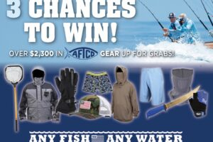 OnTheWater Fishing Gear Package Giveaway