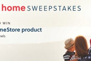 Ashley Furniture Homestore You Make It Home Sweepstakes
