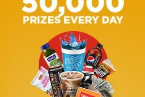 Circle K Scratch & Match Sweepstakes