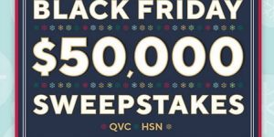 HSN Black Friday Instant Win Game