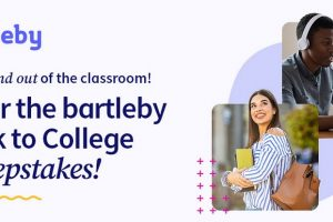 Bartleby Back to College Sweepstakes
