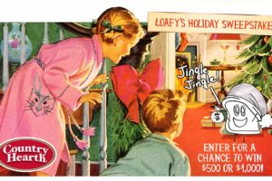 Country Hearth Bread Loafy's Holiday Sweepstakes