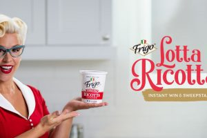 Frigo Cheese Lotta Ricotta Instant Win Game & Sweepstakes