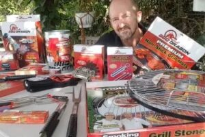BBQ Dragon Grilling Package Giveaway
