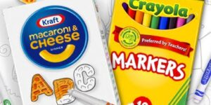 Kraft Mac N' Color Instant Win Game