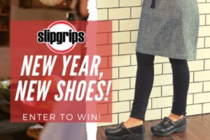 Slipgrips New Year, New Shoes Giveaway