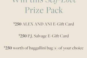 ALEX AND ANI Live Your Love Sweepstakes
