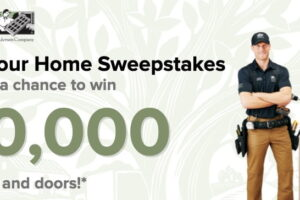 Renewal by Anderson Renew Your Home Sweepstakes