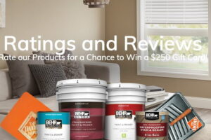 BEHR Rate & Win Sweepstakes